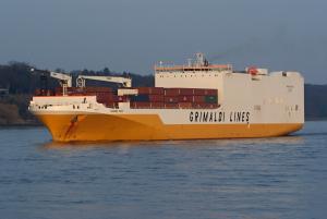 Photo of GRANDE TOGO ship
