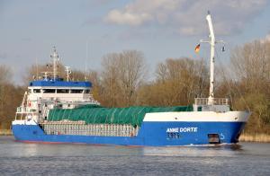 Photo of ANNE DORTE ship