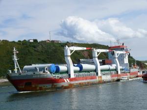 Photo of ARUBABORG ship