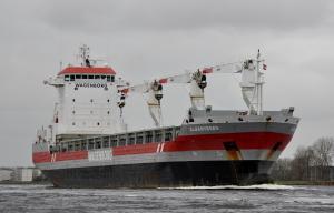 Photo of ALBANYBORG ship