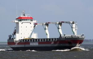 Photo of AVONBORG ship