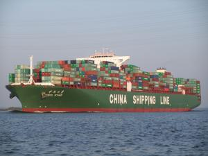 Photo of CSCL STAR ship