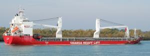 Photo of HHL RHINE ship