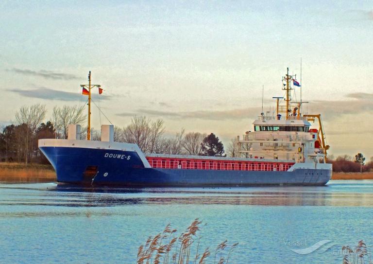 DOUWE-S (MMSI: 244956000) ; Place: Kiel_Canal/ Germany