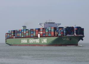 Photo of CSCL VENUS ship