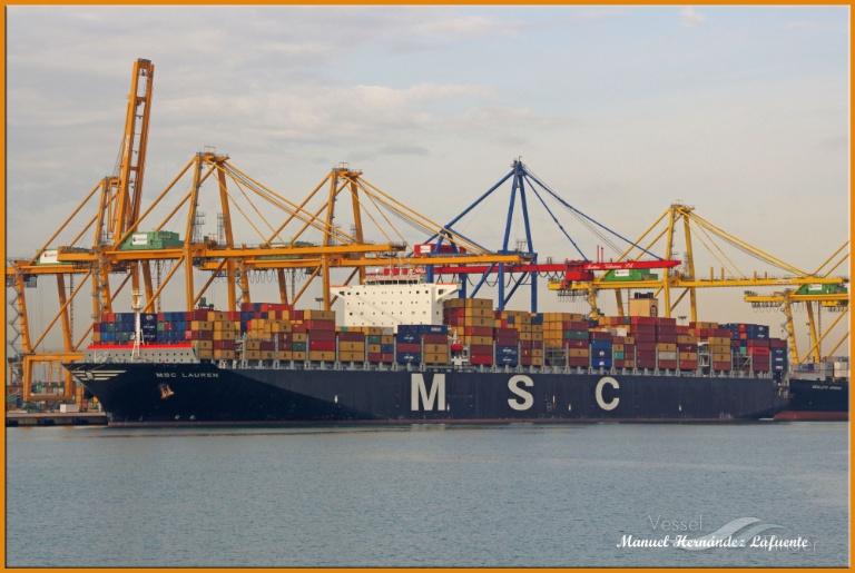 MSC LAUREN photo
