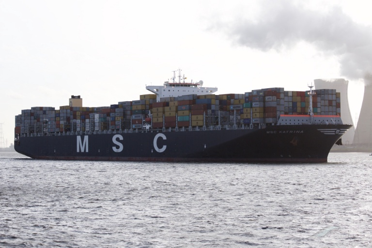MSC KATRINA photo