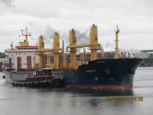 Photo of JUPITER II ship