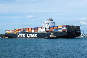 Photo of NYK ADONIS ship
