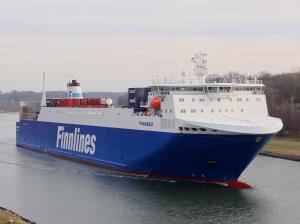 Photo of FINNSEA ship