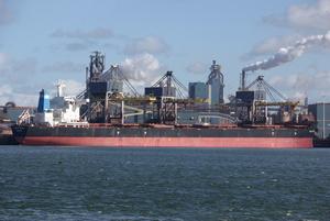 Photo of BULK MEXICO ship