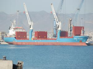 Photo of CDRY BROWN ship