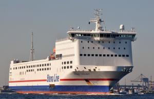 Photo of STENA TRANSIT ship