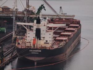 Photo of AQUAMARINE ship