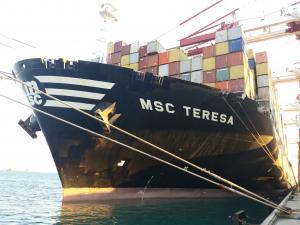 Photo of MSC TERESA ship