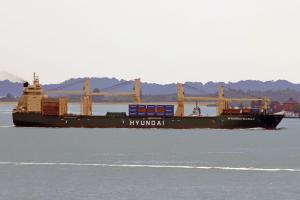 Photo of HYUNDAI MASAN ship