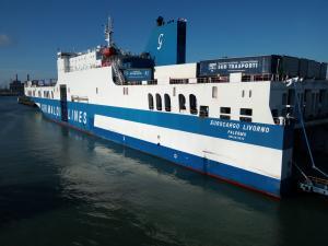 Photo of EUROCARGO LIVORNO ship