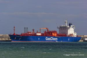 Photo of GASCHEM STADE ship