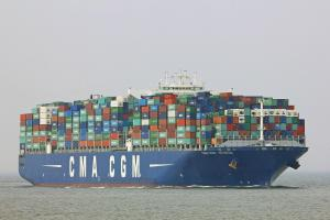 Photo of CMA CGM NEVADA ship