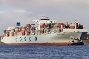 Photo of COSCO EXCELLENCE ship