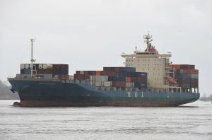 Photo of MOL SEABREEZE ship