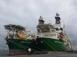 Photo of OCEAN RIG OLYMPIA ship