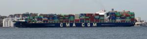 Photo of CMA CGM MELISANDE ship