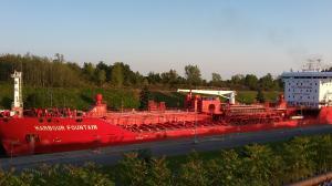 vessel photo HARBOUR FOUNTAIN