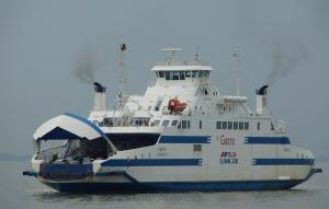 Photo of GRETE ship