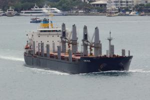 Photo of CMB MAE ship