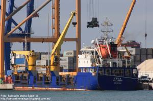 Photo of LOGISTIK NUSANTARA 3 ship