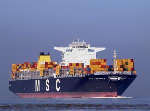 Photo of MSC TARANTO ship