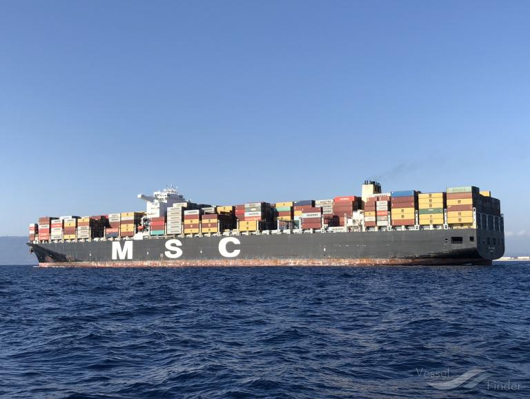 MSC TARANTO photo