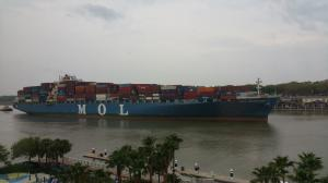Photo of MOL MANEUVER ship