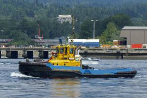 Photo of SMIT SABA ship