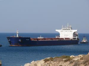 Photo of W-STAR ship