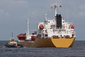 Photo of STOLT AJISAI ship