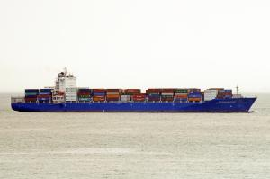 Photo of HS SHACKLETON ship