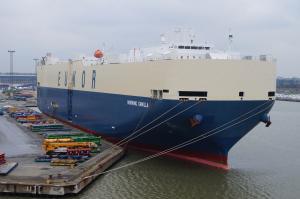 Photo of MORNING CAMILLA ship