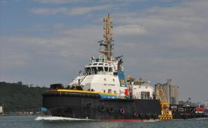 Photo of SMIT SIYANDA ship
