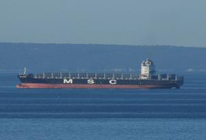 Photo of MSC ALICANTE ship