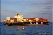 MSC MADRID (MMSI: 636092270)