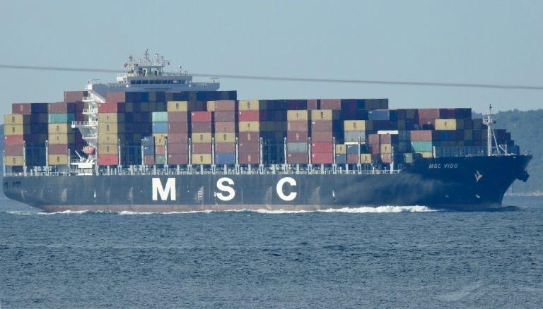 MSC VIGO photo