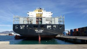 Photo of MSC VIGO ship