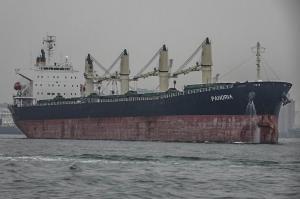 Photo of PANORIA ship