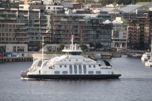 Photo of DRONNINGEN ship