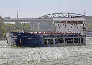 Photo of OMMAX ship