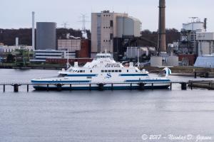 Photo of MV HIIUMAA ship
