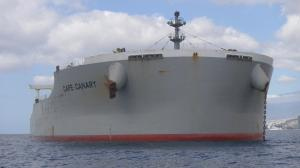 Photo of CAPE CANARY ship