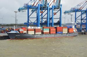 Photo of MAASHOLM ship